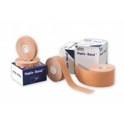 Hapla-Band 5 cm x 10 m, 2 Rouleaux