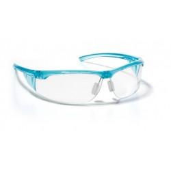 Lunettes de protection 3M bleu turquoise