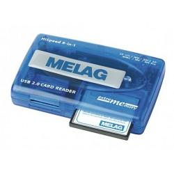 MELAG MELAflash Lecteur de Carte CompactFlash (Connexion USB)