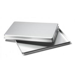 Cassette aluminium avec couvercle pour Melag 75 et 205