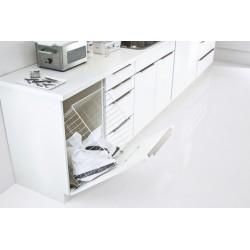 Hygienezeile - armoire a linge 50cm avec commande