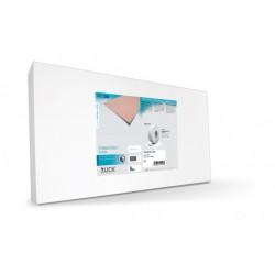 RUCK® pansement de protection de pression  Fleecy-O-felt 5 mm x4 22,5 x 45 cm