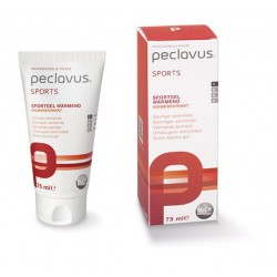 peclavus® Gel sport chauffant 30 ml