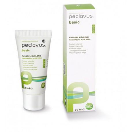 peclavus® Gel pour les pieds rafraîchissant, 30 ml