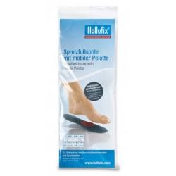 Semelles pieds plats Hallufix38/39