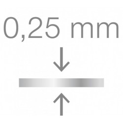 """RUCK® ROTOGRIP en boucle """" activateur d'agrafe""""  0,25 mm d' epaisseur"""
