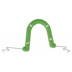 RUCK®  ORTOGRIP  agrafe couleur verte  0,35 mm / 5 pièces