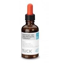 RUCK® NAGELKORREKTUR En plastique pour prothèses à ongles, liquide 45ml