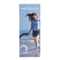 Fiche publicitaire (60 x 150 cm), peclavus® special