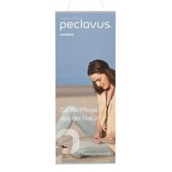 Fiche publicitaire (60 x 150 cm) peclavus® sensitive