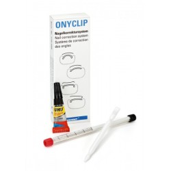 Onyclip-Systeme de correction des ongles