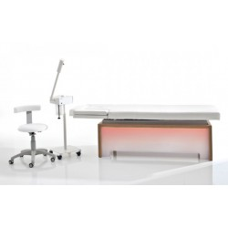 Equipement complet pour traitement SONORA + systeme chauffage, noisette