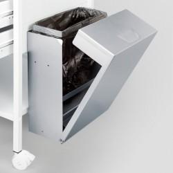 poubelle pour Variocar, 31 x 14 x 42cm (LxPxH)