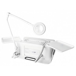 RUCK MOBILSYSTEM fraiseuse avec ECO  Lampe loupe blanche