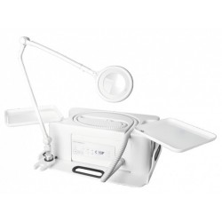 RUCK MOBILSYSTEM fraiseuse avec ONE  lampe loupe blanche