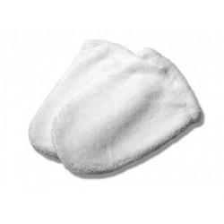 gants en microfibres 1 paire 27 x 14 cm