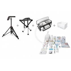 MOBILSYSTEM PACK COMPLET POUR DOMICILE ALL IN ONE