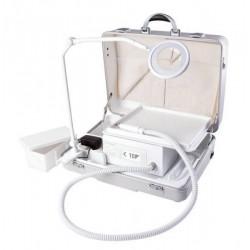 PODOLOGECO kit valise avec lampe blanche