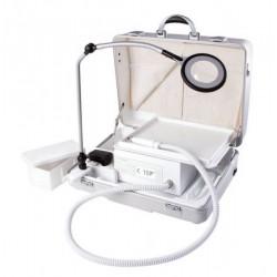 PODOLOGECO kit valise avec lampe noire