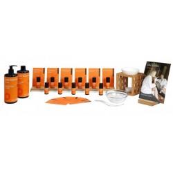 Starter-Set Massage Huiles Essentielles