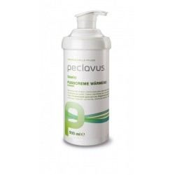 peclavus® Crème chauffante pour les pieds 500 ml