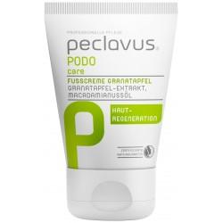 peclavus® PODOcare Crème pour les pieds Pommes à la grenade