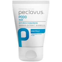 Peclavus® PODOmed Crème pour pieds AntiMYX