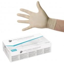 RUCK gants en latex 100 Pcs