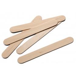 Spatule en bois 100 pieces