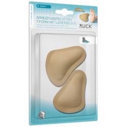 RUCK® protection de pression couverture en cuire (malformation de la voute plantaire) 82/63/8 mm
