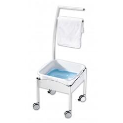 Chariot pour bain de pied
