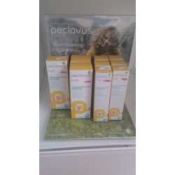 Pclavus kids display + produits